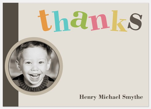 ParTay! Thank You Cards