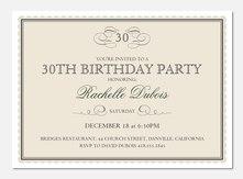 Adult birthday invitations photoaffections vintage invite filmwisefo