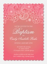 girl baptism invitations photoaffections