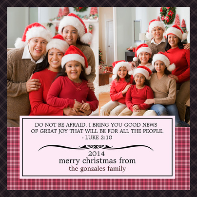 Personalized Holiday Cards, Most Special Gift Design