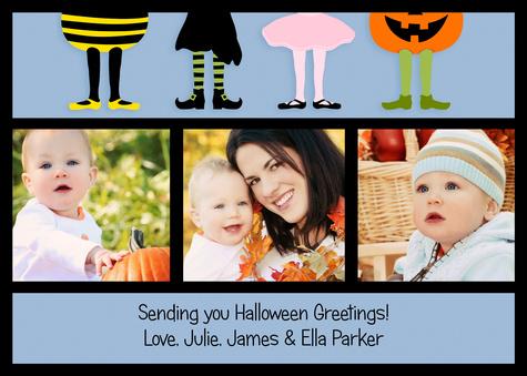 Halloween Cards, Teeny Weenies Design