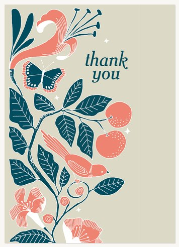 Thank You Cards , Delightfully Design