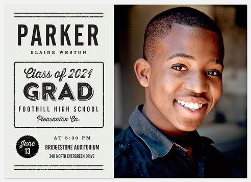Honor Prep Graduation Cards