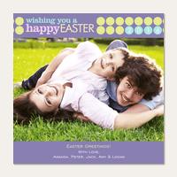 Lavender Easter Lights