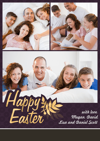 Easter Cards, Sweet Easter Wish Design
