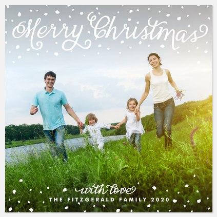 Christmas Magic Holiday Photo Cards