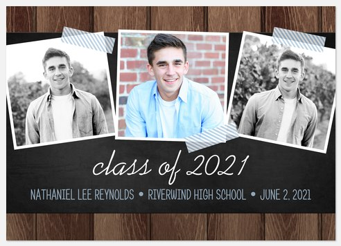 Country Charm Graduation Cards