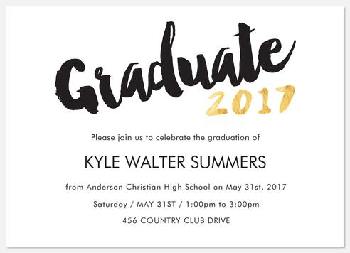 Graduate Cheer