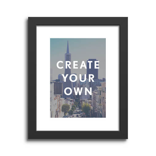 Wall Art, Create Your Own Design