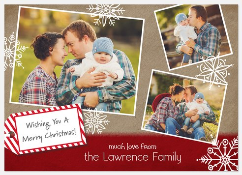 A very Merry Delivery Holiday Photo Cards