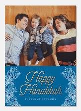 Hanukkah photo cards - Pen & Marker Hanukkah