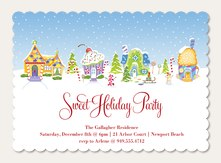 Sweet Holiday Party