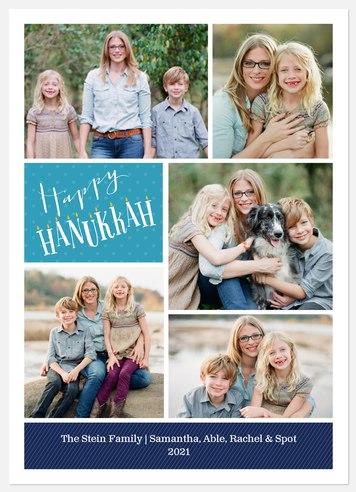 Hanukkah Memories Hanukkah Photo Cards