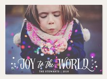 Joyful Snowfall