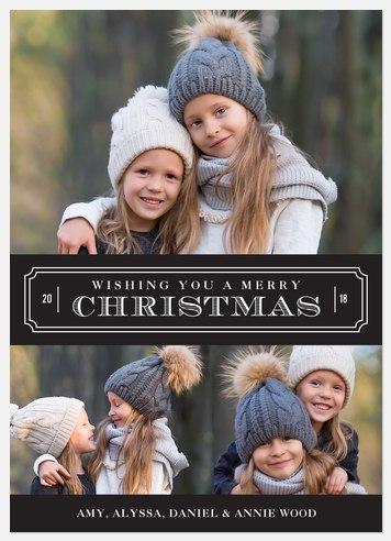 Vintage Christmas Wish