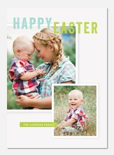 Vintage Spring - Easter Photo Cards