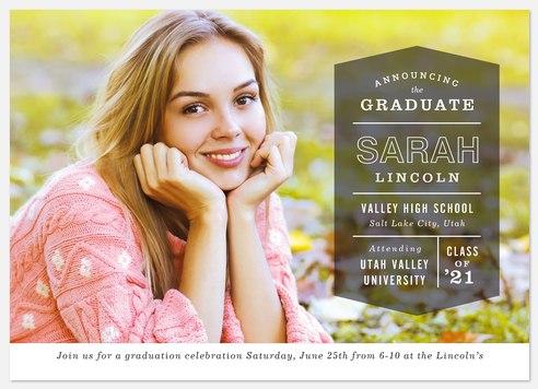 Highest Honor Graduation Cards