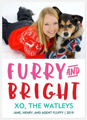 Furry & Bright