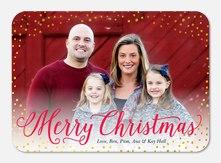 Christmas Speckles -