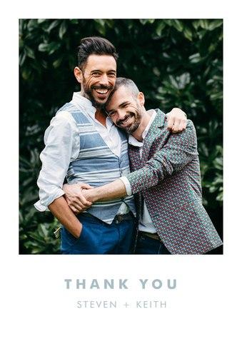 Thank You Cards , Simply Grateful  Design
