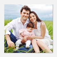 Custom Square - Personalized Photo Cards