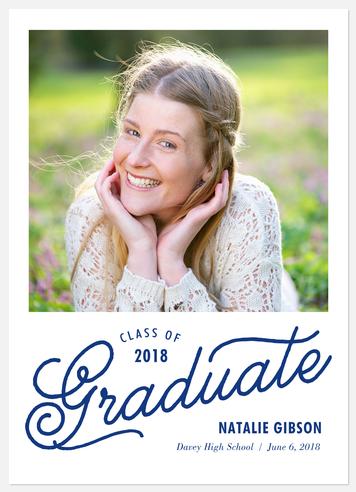 Charming Graduate