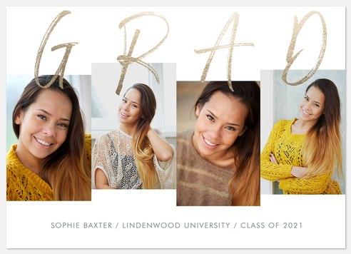 Lookbook Grad Graduation Cards