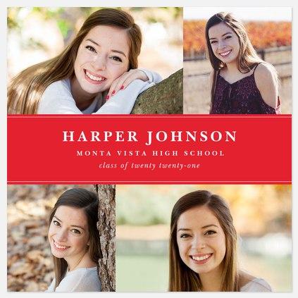 Vivid Horizon Graduation Cards