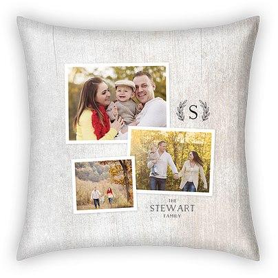 Woodland Memories Custom Pillows