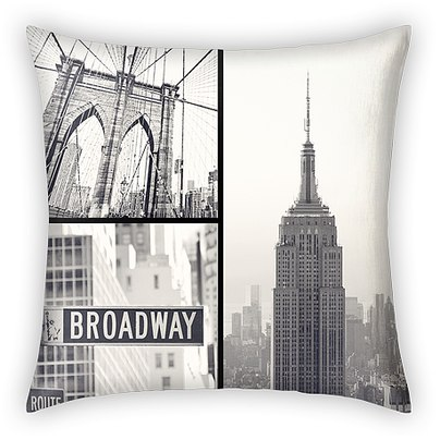 United Trio Custom Pillows