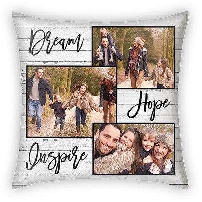 Hometown Inspired Custom Pillows