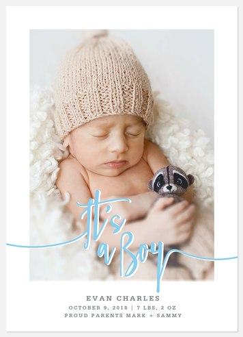 Baby Boy Lovenote
