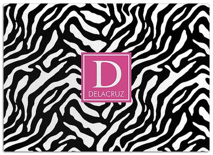 Zebra Glam