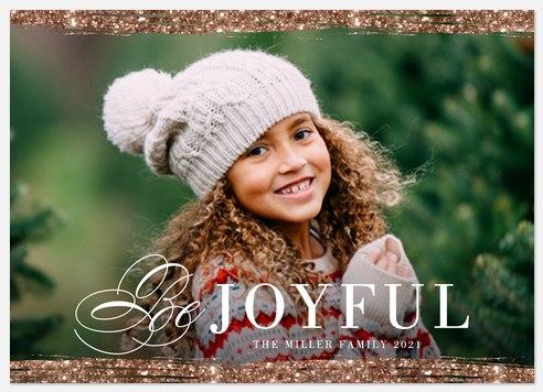 Sparkle & Joy Holiday Photo Cards