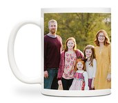 Two Photo-Custom Mugs