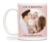 Custom Mugs - Beautifully Brushed