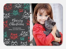 Kitty Christmas - Pet Christmas Cards