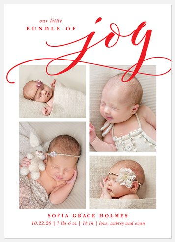 Christmas Bundle Holiday Photo Cards