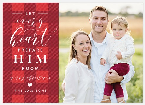 Every Heart Holiday Photo Cards