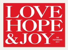 Love, Hope & Joy