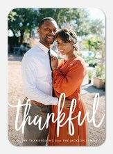 Thankful-Thanksgiving Cards