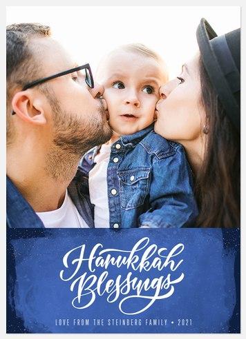 Miracle Night Hanukkah Photo Cards