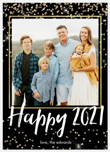 Celebration Splendor Holiday Photo Cards