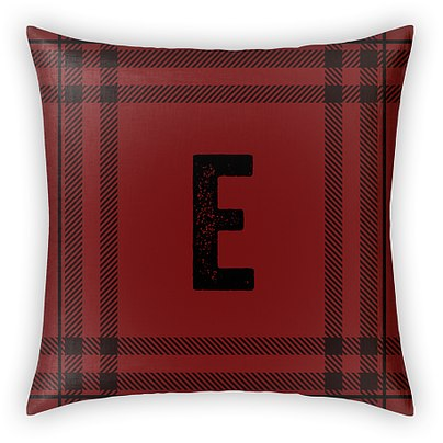 Flannel Comfort Custom Pillows