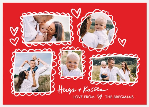 Valentine Snaps Valentine Photo Cards