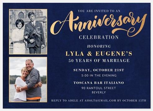 Gilded Anniversary