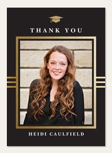 Graduation Thank You Cards Notes Simply To Impress