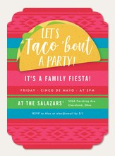 summer party invitations simply to impress