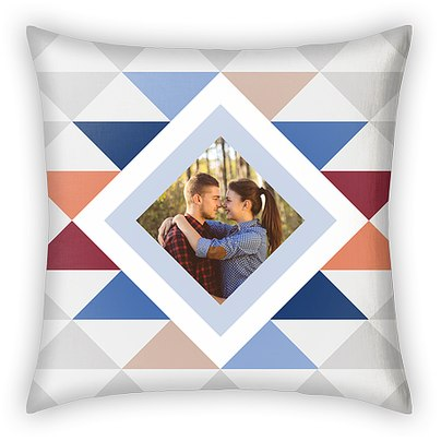 Bohemian Geo Custom Pillows