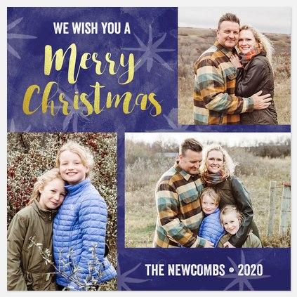Good Tidings Holiday Photo Cards